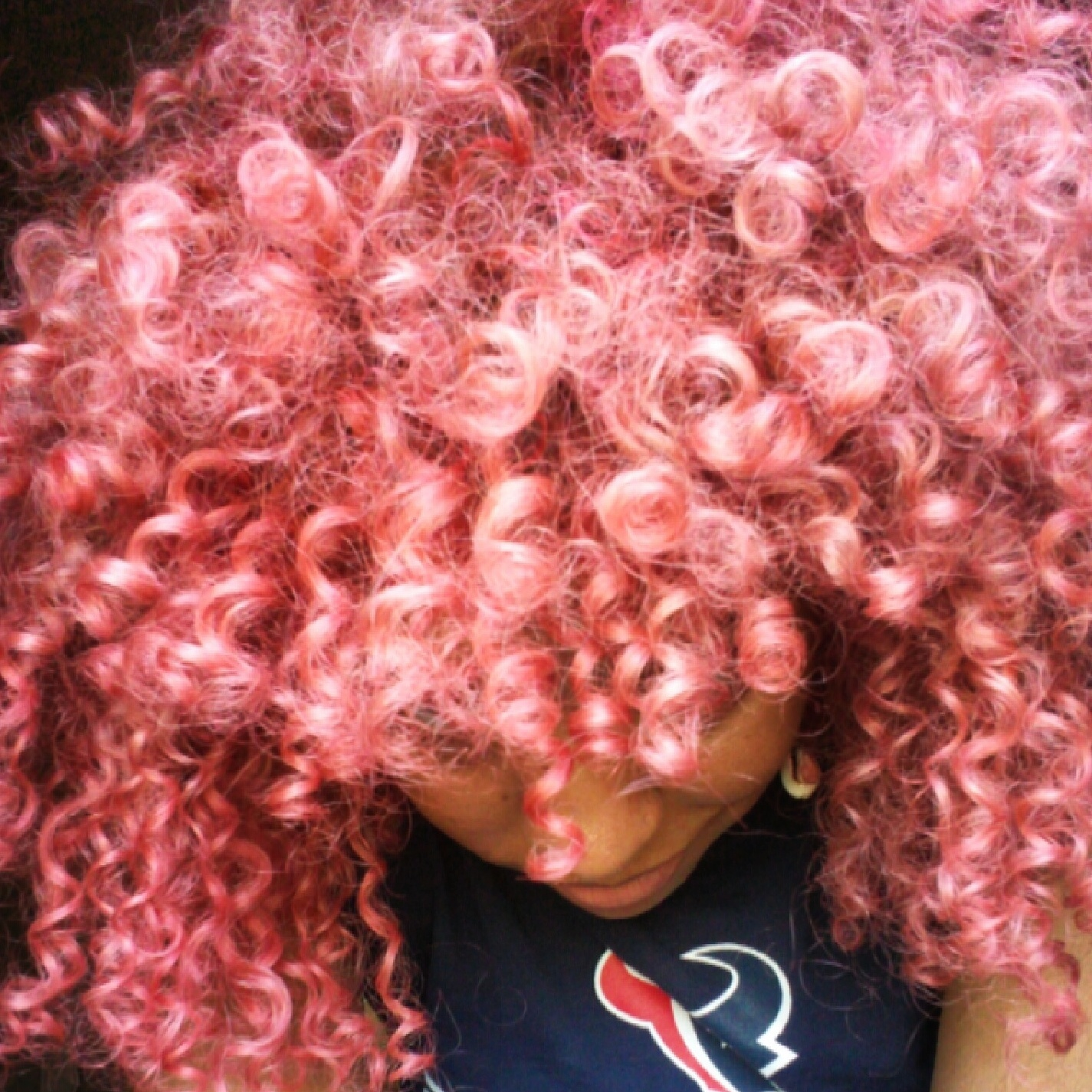 Do you have bold colorful natural hair? Would you love to be featured ...